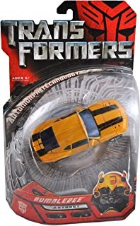 transformers 2007 bumblebee toy