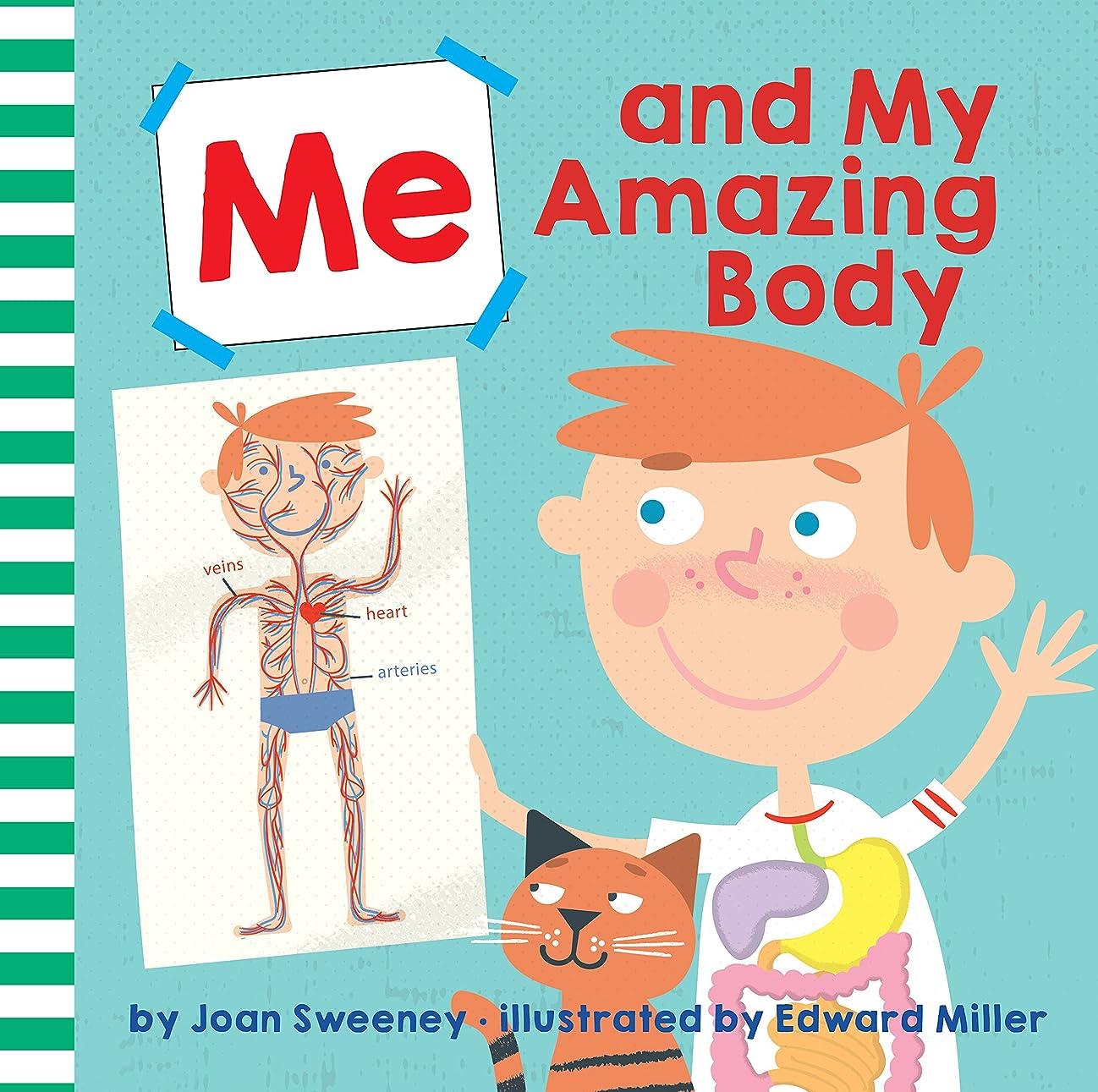 スクラッチ着替える邪魔するMe and My Amazing Body (English Edition)