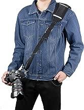 Sugelary Camera Strap, Long Shoulder Neck Sling Strap Quick Release DSLR Strap for Canon Nikon Sony Mirrorless Camera (Shoulder Neck Strap)