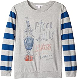 Burberry Kids - Oliver T-Shirt (Little Kids/Big Kids)