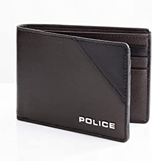 Police Urbano Men's Brown Wallet - PA35478WLC/02