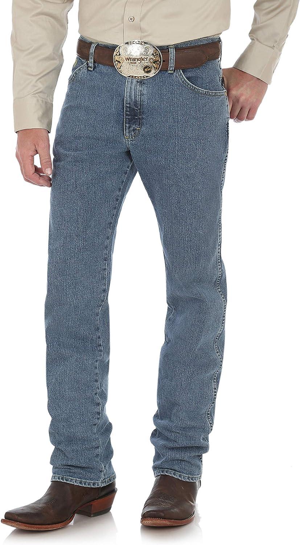 Wrangler Men's George Strait Cowboy Cut Jean WEB限定 Regular Fit 限定モデル