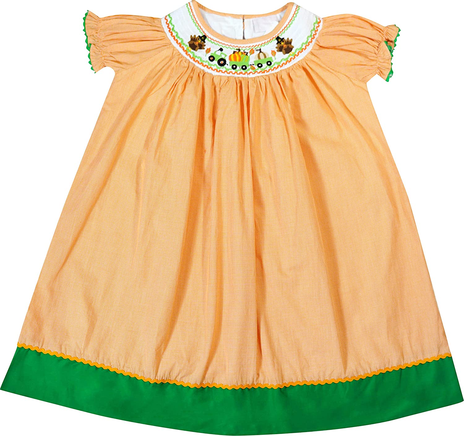 Baby Toddler Little High quality new Girls Thanksgiving Classi Christmas Louisville-Jefferson County Mall Holidays