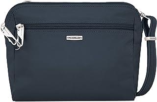 Travelon Women's Classic Convertible Crossbody and Waist Pack Cross Body Bag