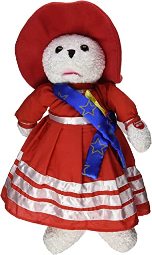 Chantilly Lane 19  Betsy Patriotic Bear Plush Singing - God Bless America
