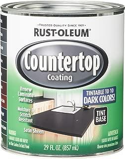 RUST-OLEUM 254853 Quart Interior Countertop Coating