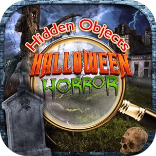 Hidden Objects Halloween Haunted Horror Mystery – Fall Pumpkin Season Object Time Puzzle Photo Pic FREE Game & Spot the Difference