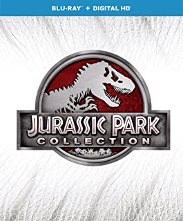 Jurassic Park Collection (Jurassic Park / The Lost World: Jurassic Park / Jurassic Park III / Jurassic World)
