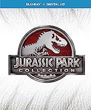Jurassic Park Collection: Jurassic Park [3D/Blu-ray]/ The Lost World Jurassic Park [Blu-ray]/ Jurassic Park III [Blu-ray]/...