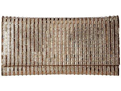 Nina Chicago (Rose Gold/Silver) Clutch Handbags