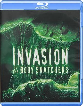 Invasion of the Body Snatchers [Blu-ray] [Importado]