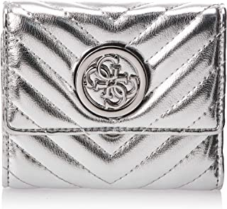 Guess Womens Wallet, Silver - MY766343