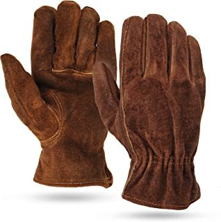 Company, Select Suede Cowhide Gloves, Unlined