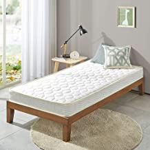 Zinus Kids Innerspring Single Mattress | Perfect for Bunk Bed
