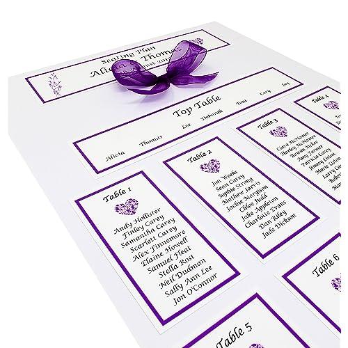 Plan A Wedding.Seating Plan Wedding Amazon Co Uk