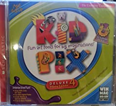 Best kid pix deluxe Reviews