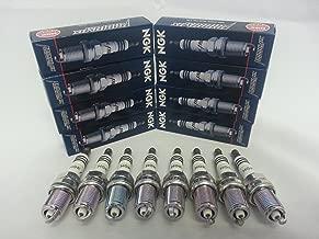 8 New NGK Iridium IX Spark Plugs TR55IX # 7164