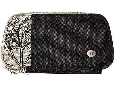 Haiku Fortitude (Black Morel) Handbags