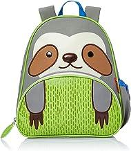 Skip Hop Zoo - Mochila infantil multicolor Perezoso salvia