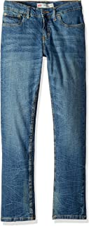 Levi's Boys' 502 Regular Taper Fit Jeans