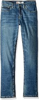 Levi's Boys' 502 Regular Fit Taper Jeans