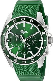Lacoste Men's 'WESTPOINT' Quartz Multi Color Casual Watch (Model: 2010851)