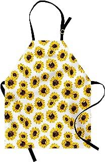 Best sunflower kitchen apron Reviews