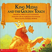 King Midas and the Golden Touch (An Easy-to-read Folktale)