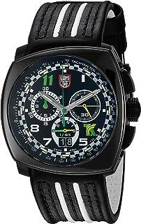 Luminox - Reloj Cronógrafo para Hombre de Cuarzo con Correa en Cuero 1142