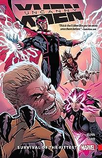 Uncanny X-Men: Superior Vol. 1: Survival of the Fittest (Uncanny X-Men (2016-2017))