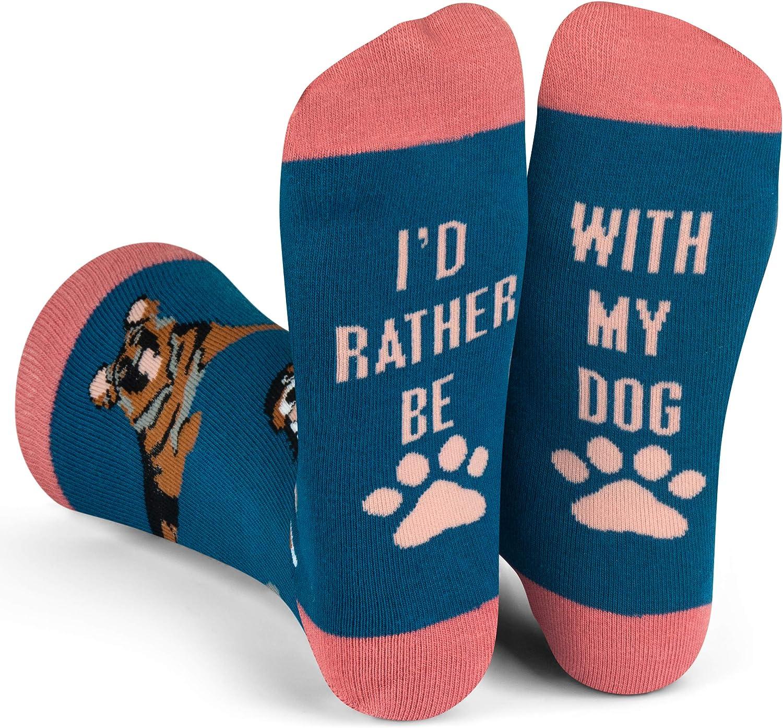 Funny Dog Lover Socks | Unique Gifts For Dog Moms, Dog Dads & Veterinarians
