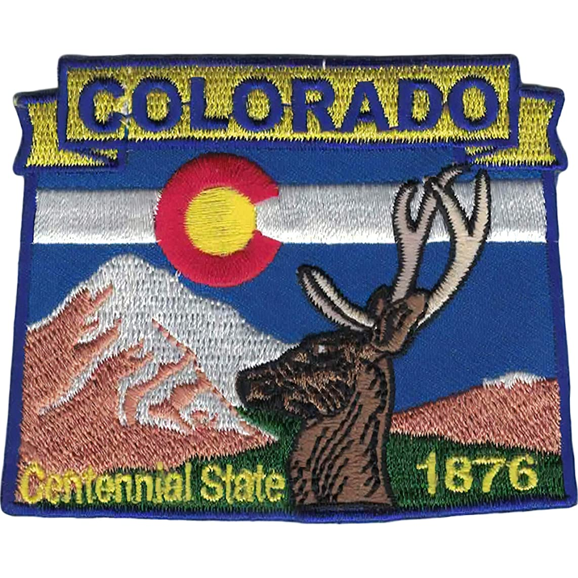 Colorado State Map Patch 3