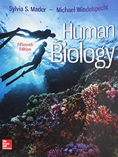Gen Combo Human Biology; Connect W/Learnsmart Labs Access Card