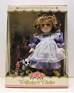 Collector's Choice - Genuine Fine Bisque Porcelain by Picket Fence - Model# 993048-MM