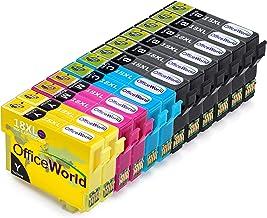 OfficeWorld 18XL Remplacer pour Epson 18 Multipack Cartouches d'encre Compatible pour Epson Expression Home XP-225 XP-215 XP-415 XP-322 XP-412 XP-205 XP-405 XP-425 XP-325 XP-202 XP-305 XP-315 XP-402