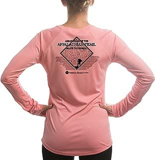 American Backcountry Women's Appalachian Trail UPF 50+ Long Sleeve T-shirt