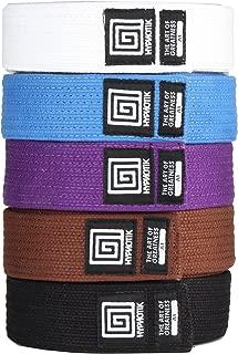 Hypnotik Pearl Weave Premium BJJ Belt