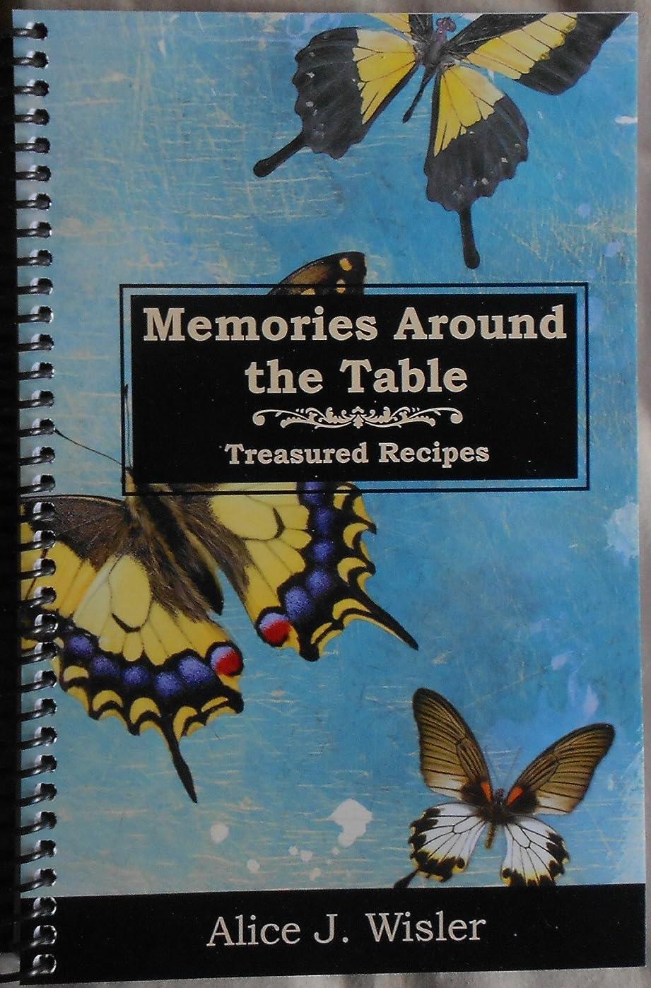 容疑者匹敵します投げ捨てるMemories Around the Table: treasured recipes (English Edition)