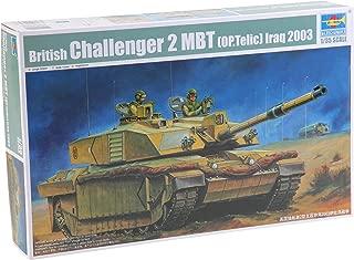 Trumpeter Operation Telic Basra Iraqi 2003 British Challenger II Main Battle Tank (1:35 Scale)