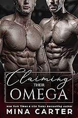 Claiming Their Omega (Alpha Security Company Book 2) Kindle Edition