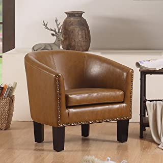 Best modern leather wing chair Reviews