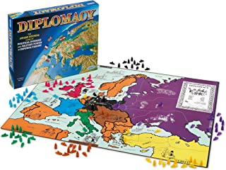Gibsons Games Diplomacy