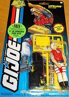 1993 GI Joe Battle Corps Lifeline Rescue Trooper