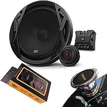 "$74 » JBL Club 6500C 360W Peak (120W RMS) 6-1/2"" Club Series 2-Way Component Car Speakers with Gravity Magnet Phone Holder Bundle"