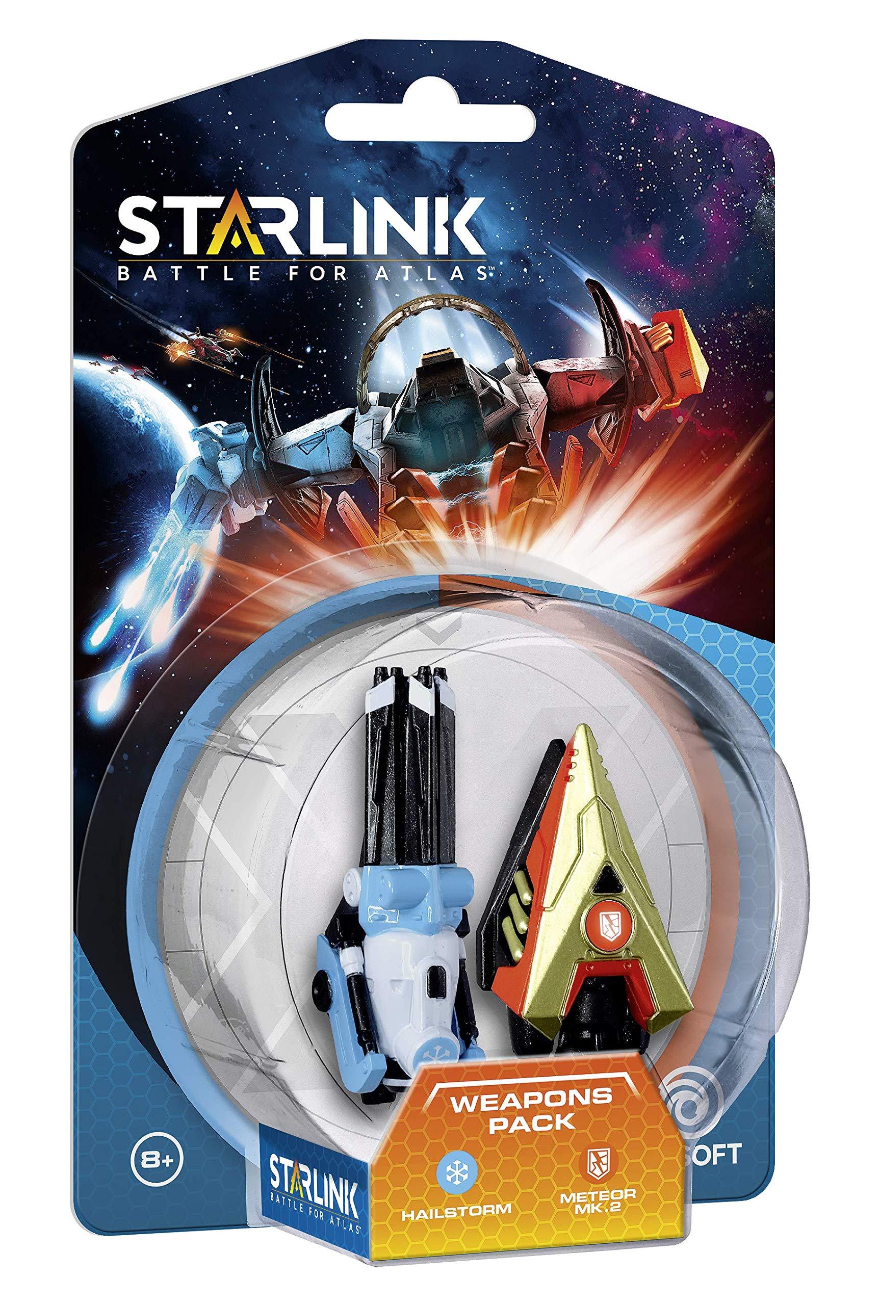 Starlink - Battle For Atlas, Pack De Armas Hail Storm + Meteor: Amazon.es: Videojuegos