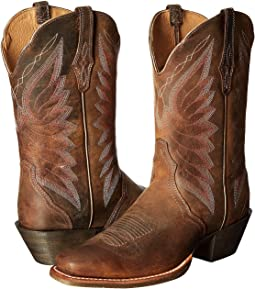 28c796178c1 Women's Square Toe Ariat Boots + FREE SHIPPING | Shoes | Zappos.com