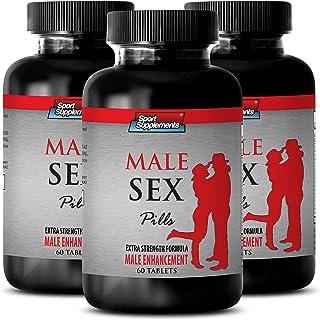 Men Testosterone and Energy Diet Pills - Male Sex Pills - Extra Strength Formula - Male Enhancement - maca Liquid Extract ...