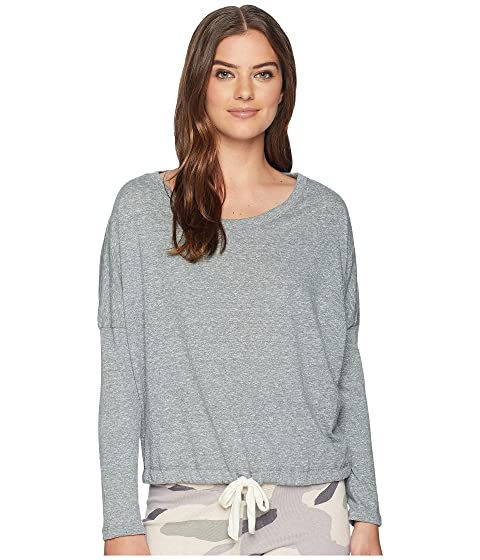 f81b5375546 Eberjey Heather - Slouchy Tee at Luxury.Zappos.com