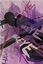 Marvel 'Hawkeye - Avengers' Poster (30.48 cm x 45.72 cm)