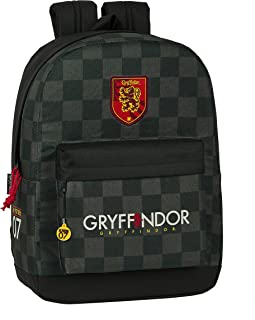 612030754 Mochila Escolar de Harry Potter, 320x140x430mm